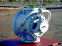 Bauer High Pressure Rotary Feeder Valves